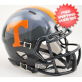 Helmets, Mini Helmets: Tennessee Volunteers NCAA Mini Speed Football Helmet <B>Smoky Mountain</B>