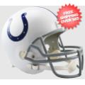 Helmets, Full Size Helmet: Indianapolis Colts Full Size Replica Football Helmet