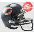 Helmets, Full Size Helmet: Chicago Bears Full Size Replica Football Helmet