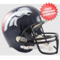 Helmets, Full Size Helmet: Denver Broncos Full Size Replica Football Helmet