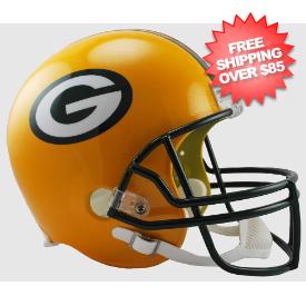 Green Bay Packers Full Size Replica Football Helmet