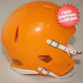 Helmets, Blank Mini Helmets: Mini Speed Football Helmet SHELL Green Bay Gold