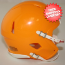 Mini Speed Football Helmet SHELL Green Bay Gold