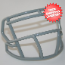 Mini Speed Z2BD Facemask Light Gray