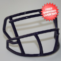 Helmets, Blank Mini Helmets: Mini Speed Z2BD Facemask Purple