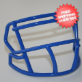 Helmets, Blank Mini Helmets: Mini Speed Z2BD Facemask Royal Blue