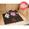 Car Accessories, Detailing: Cleveland Browns Cargo Mat Vinyl