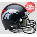 Helmets, Full Size Helmet: Denver Broncos Football Helmet