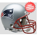 Helmets, Full Size Helmet: New England Patriots Football Helmet