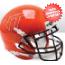 Virginia Tech Hokies Miniature Football Helmet Desk Caddy <B>Orange</B>