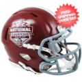 Helmets, Full Size Helmet: Alabama Crimson Tide Speed 2015 National Champions Football Helmet