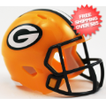Helmets, Pocket Pro Helmets: Green Bay Packers Speed Pocket Pro