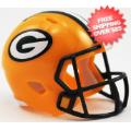 Helmets, Pocket Pro Helmets: Green Bay Packers Speed Pocket Pro