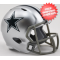 Helmets, Pocket Pro Helmets: Dallas Cowboys Speed Pocket Pro
