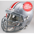 Helmets, Full Size Helmet: Ohio State Buckeyes Speed Replica Football Helmet <B>Block O Mask BLOWOUT S...