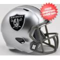 Helmets, Pocket Pro Helmets: Oakland Raiders Speed Pocket Pro