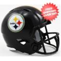 Helmets, Pocket Pro Helmets: Pittsburgh Steelers Speed Pocket Pro