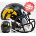 Helmets, Mini Helmets: Iowa Hawkeyes NCAA Mini Speed Football Helmet <B>America Needs Farmers</B>