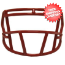 Bulk Mini Speed Z2BD Facemask Scarlet Qty 24