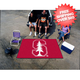 Stanford Cardinal Team Floor Mat