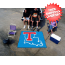 Louisiana Tech Bulldogs Tailgator Floor Mat