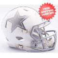 Helmets, Mini Helmets: Dallas Cowboys ICE Mini Speed