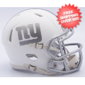 Helmets, Mini Helmets: New York Giants ICE Mini Speed