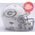 Helmets, Mini Helmets: Green Bay Packers ICE Mini Speed