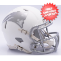 Helmets, Mini Helmets: New England Patriots ICE Mini Speed