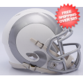 Helmets, Mini Helmets: St. Louis Rams ICE Mini Speed