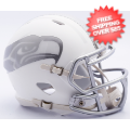Helmets, Mini Helmets: Seattle Seahawks ICE Mini Speed