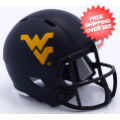 Helmets, Pocket Pro Helmets: West Virginia Mountaineers Speed Pocket Pro