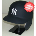 Helmets, Full Size Helmet: New York Yankees Rawlings Helmet - Coolflo Style