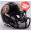Denver Broncos NFL Mini Speed Football Helmet <B>2016 Color Rush</B>