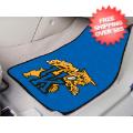 Car Accessories, Detailing: Kentucky Wildcats Car Mats 2 Piece