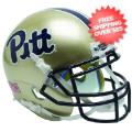 Office Accessories, Desk Items: Pittsburgh Panthers Miniature Football Helmet Desk Caddy <B>Script</B>