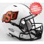 Oklahoma State Cowboys Speed Replica Football Helmet <B>White 2016</B>