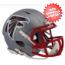 Atlanta Falcons  BLAZE Speed Mini Football Helmet <B>2017 BLAZE</B>