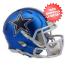 Dallas Cowboys  BLAZE Speed Mini Football Helmet <B>2017 BLAZE</B>
