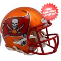 Helmets, Mini Helmets: Tampa Bay Buccaneers  BLAZE Speed Mini Football Helmet <B>2017 BLAZE</B>