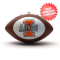 Gifts, Holiday: Illinois Fighting Illini Ornaments Football