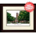 Collectibles, Plaques: Clemson Tigers Alma Mater Framed Lithograph
