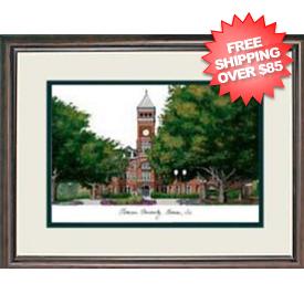 Clemson Tigers Alumnus Framed Lithograph