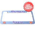 Car Accessories, License Plates: Clemson Tigers License Plate Frame 3D