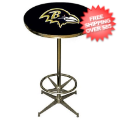 Home Accessories, Game Room: Baltimore Ravens Pub Table