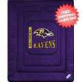 Home Accessories, Bed and Bath: Baltimore Ravens Comforter Twin