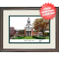 Collectibles, Plaques: Baylor Bears Alumnus Framed Lithograph