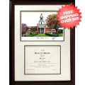 Home Accessories, Den: Baylor Bears Graduate Framed Lithograph