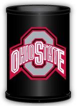 Ohio State Buckeyes Trashcan