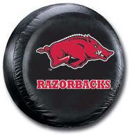 Arkansas Razorbacks Tire Cover <B>BLOWOUT SALE</B>